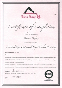 BlissBabyCertificate0001